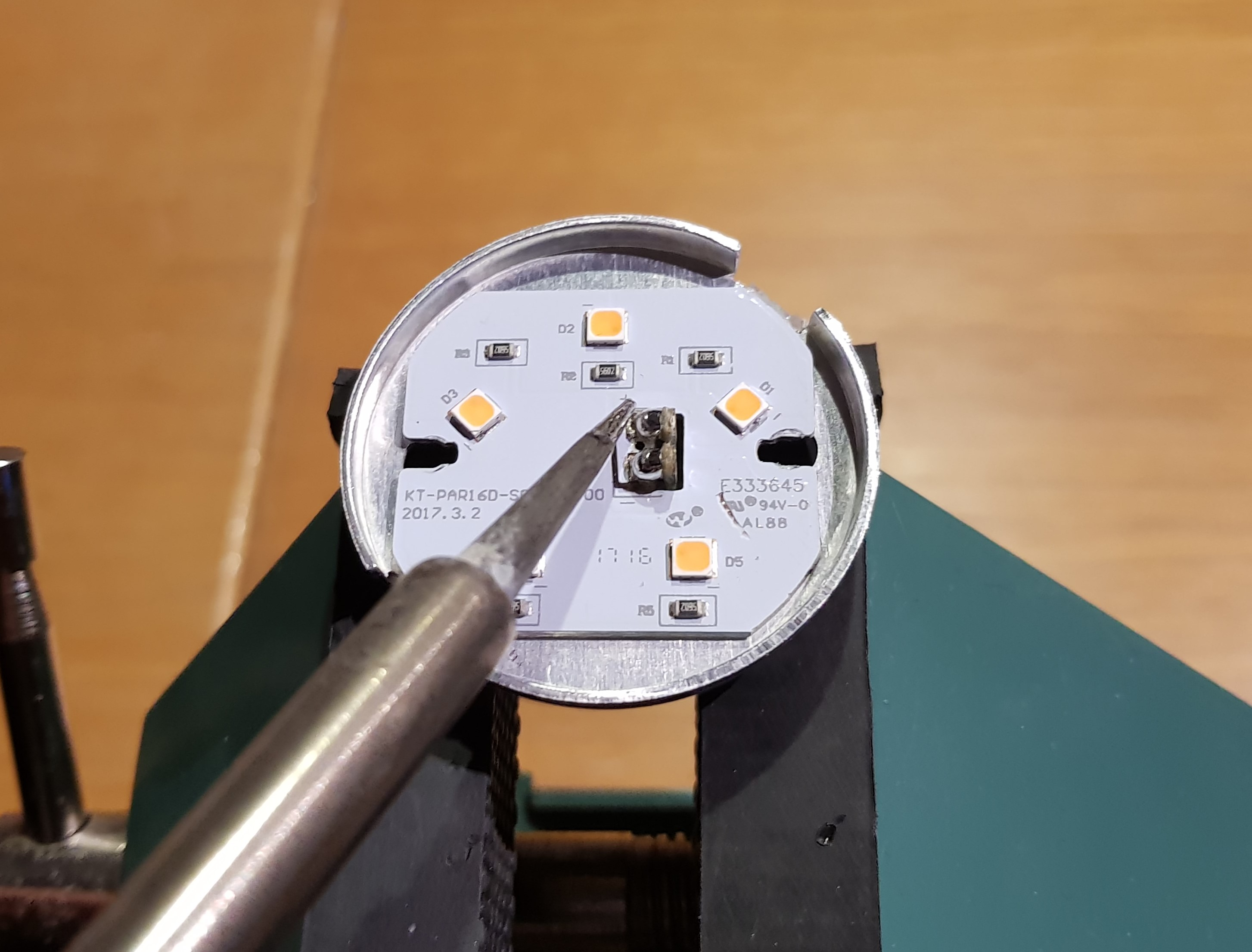 Picture of Disassemble the Light