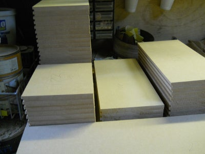 Cut MDF to Size