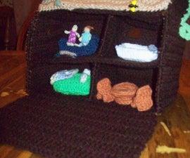 Take Along Dollhouse