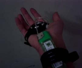 Homemade Hand Flamethrower ver 1.0