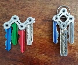 Amazing Keychain (with a Bike Chain)