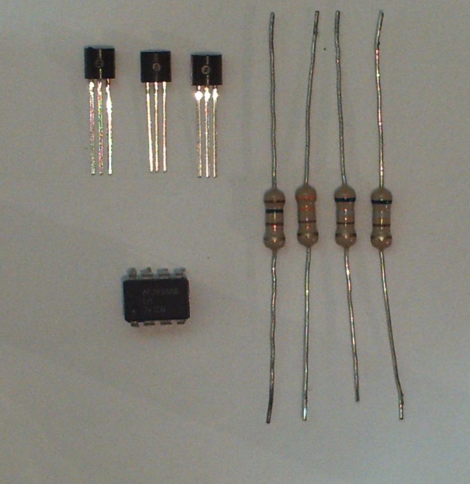Homemade Dac A D Converter 4 Steps Npn Phono Preamp Circuit Diagram Tradeoficcom