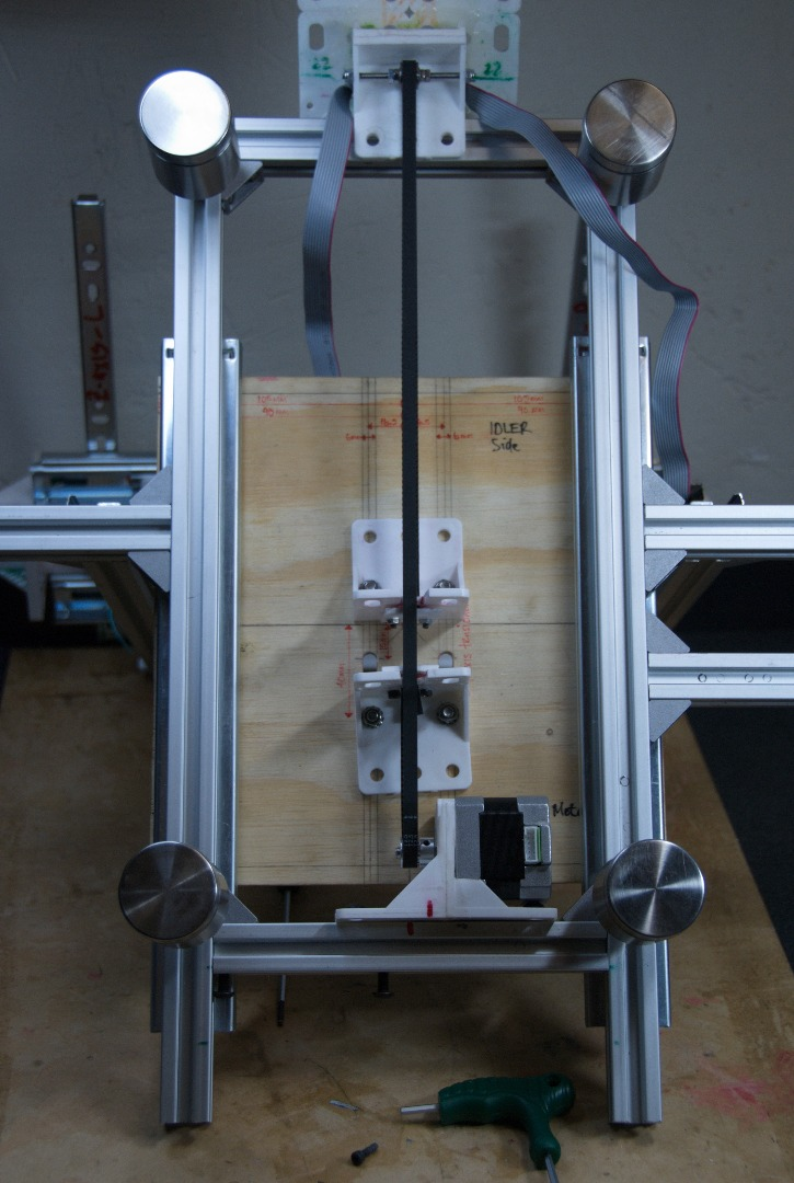 Picture of Frame: Mount Print Bed