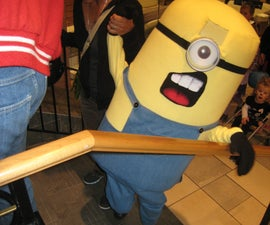 Despicable Me Minon Youth Costume