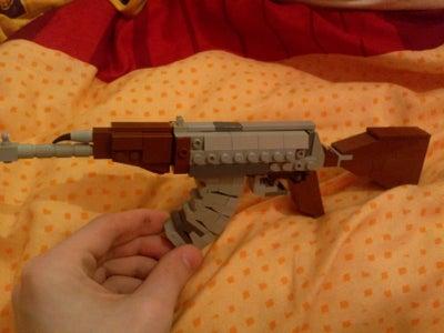 Lego Ak 47