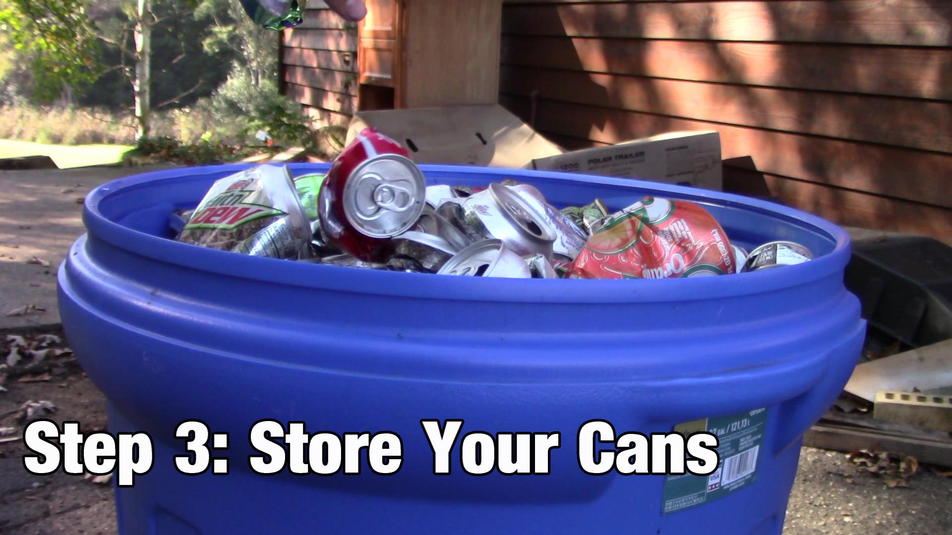 Picture of Store Your Cans