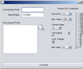 How to Write an Ardulink GUI, to Control Arduino