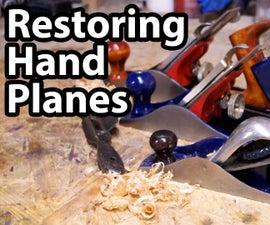 Restoring Hand Planes
