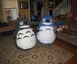 Youth Totoro Mascot Costume