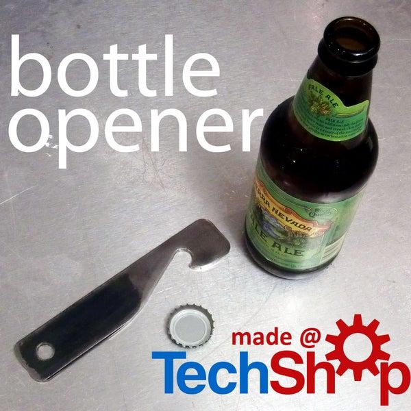 Metalshop Bottle Opener