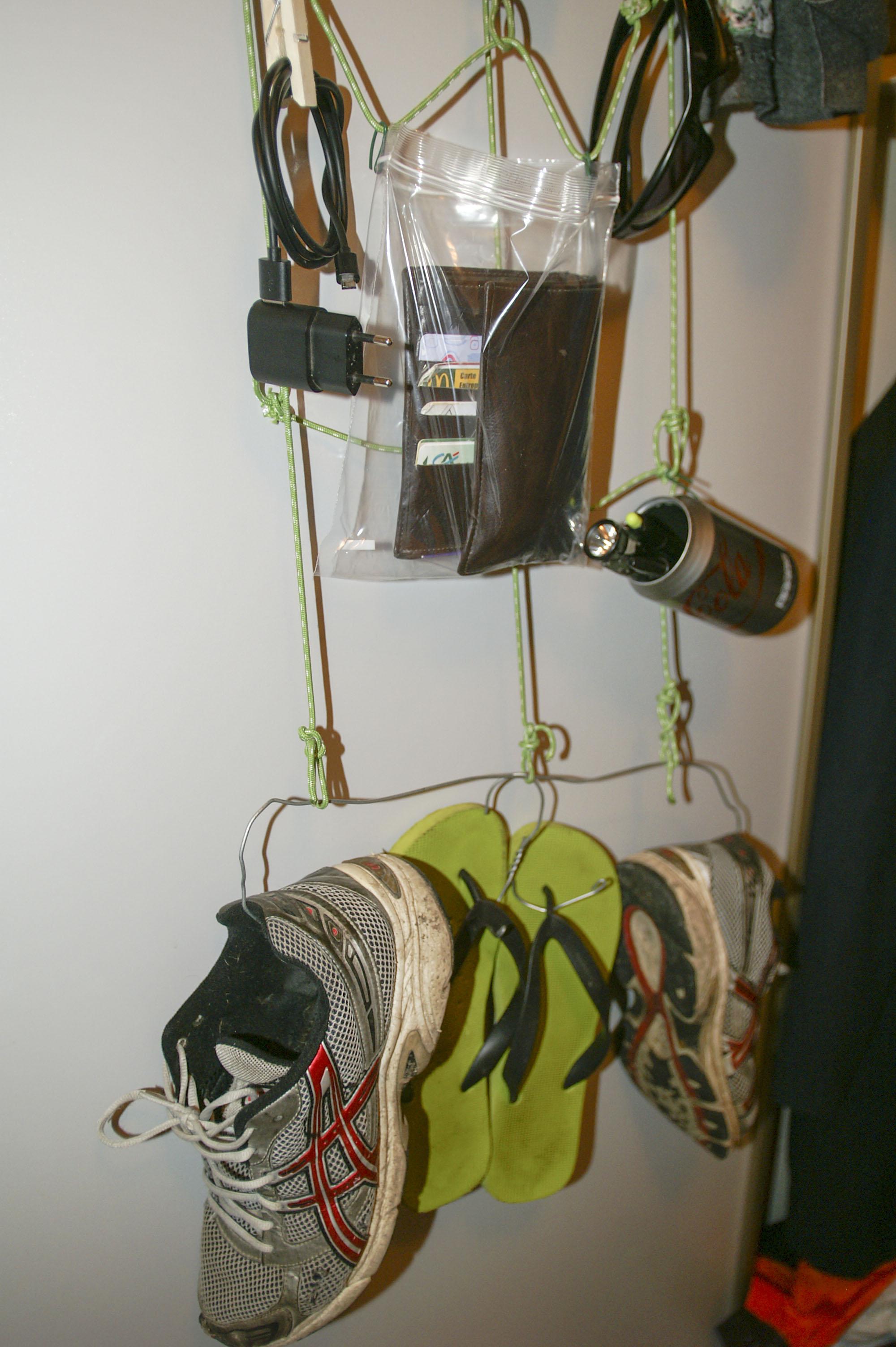 Picture of Compose Your Closet Door Organizer
