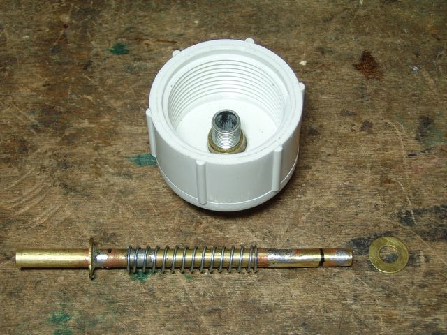 Picture of Actuator Shaft