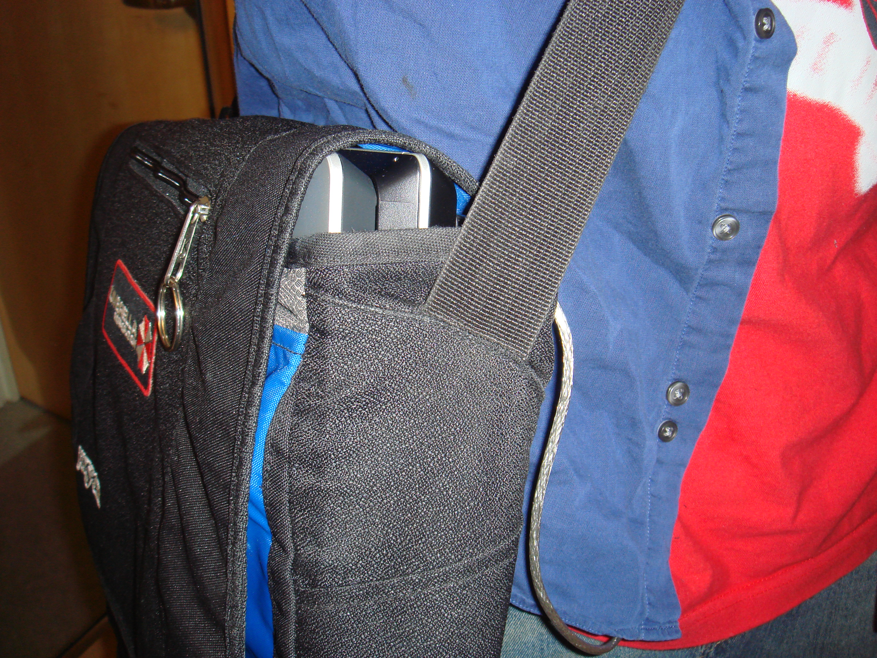 Picture of Add the Laptop and the Bag