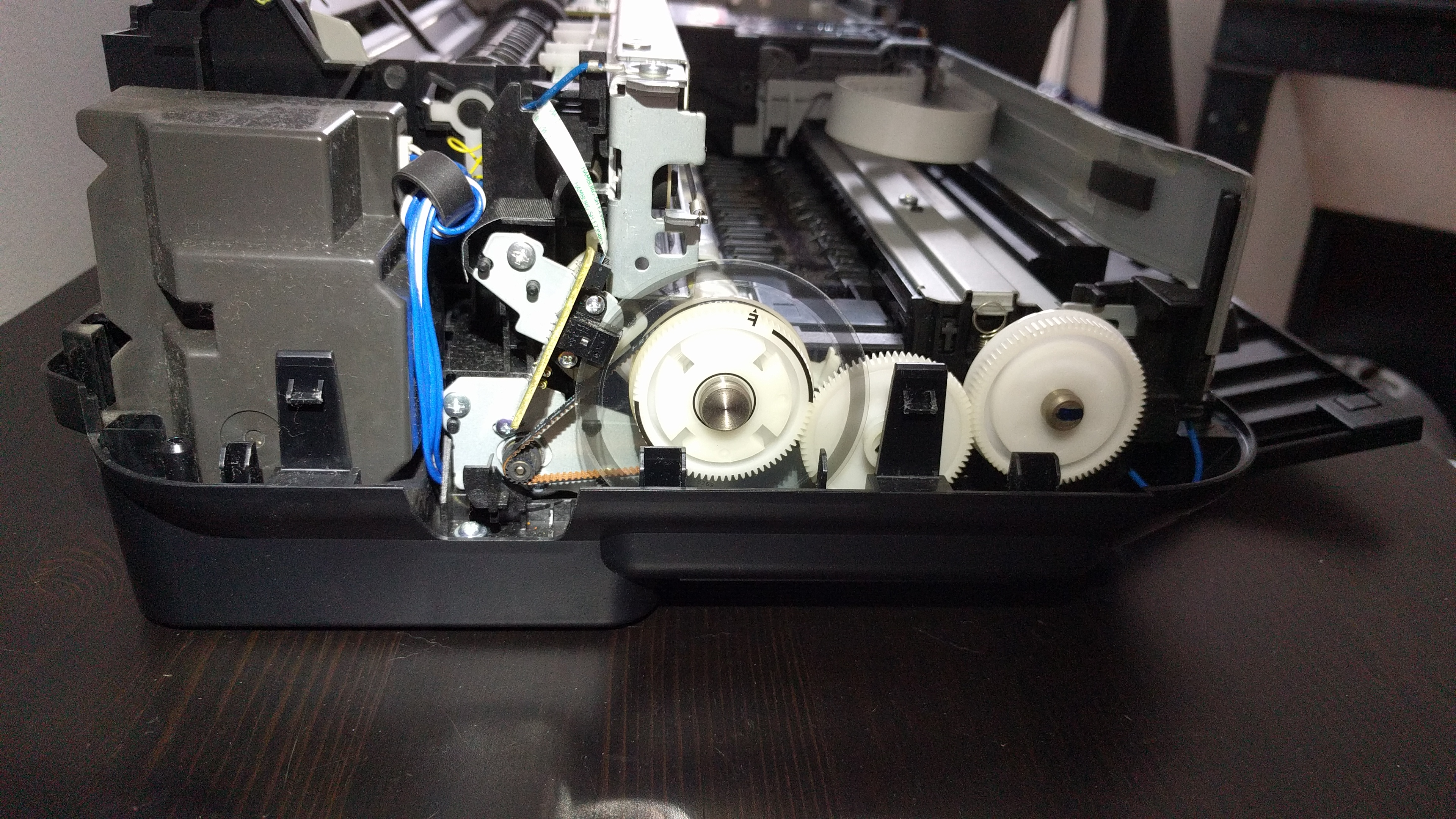 Picture of Open the Printer 2/2