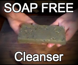 Non-Soap Cleansing Clay Bar