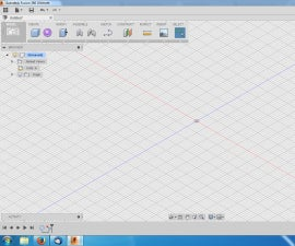 Creating a Simple 3D Model on Fusion 360 and Creating a Toolpath MYDIYCNC