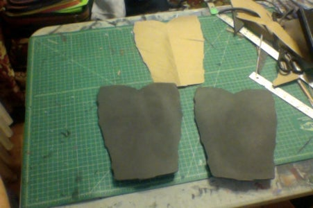 Gauntlets and Shin Guards