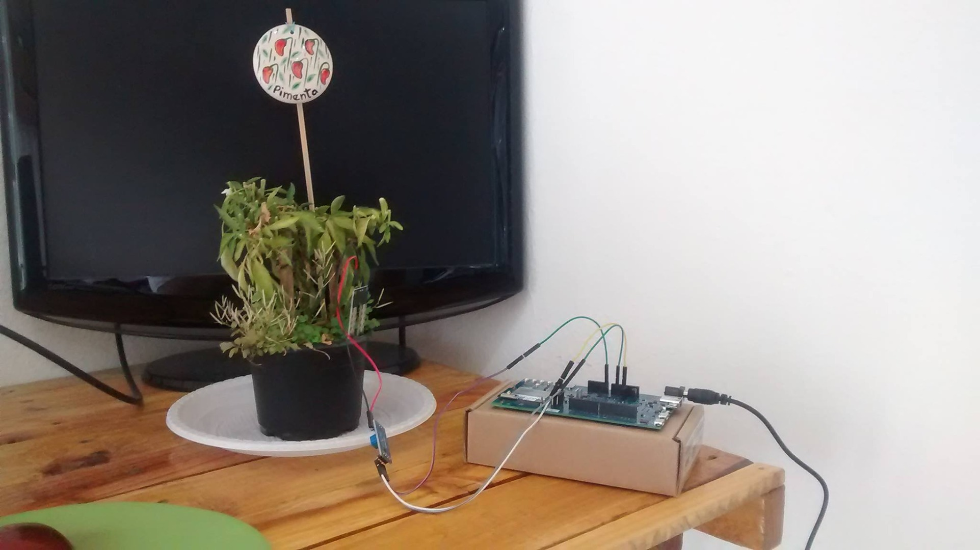 Picture of Basic Internet of Things Framework With Intel Edison