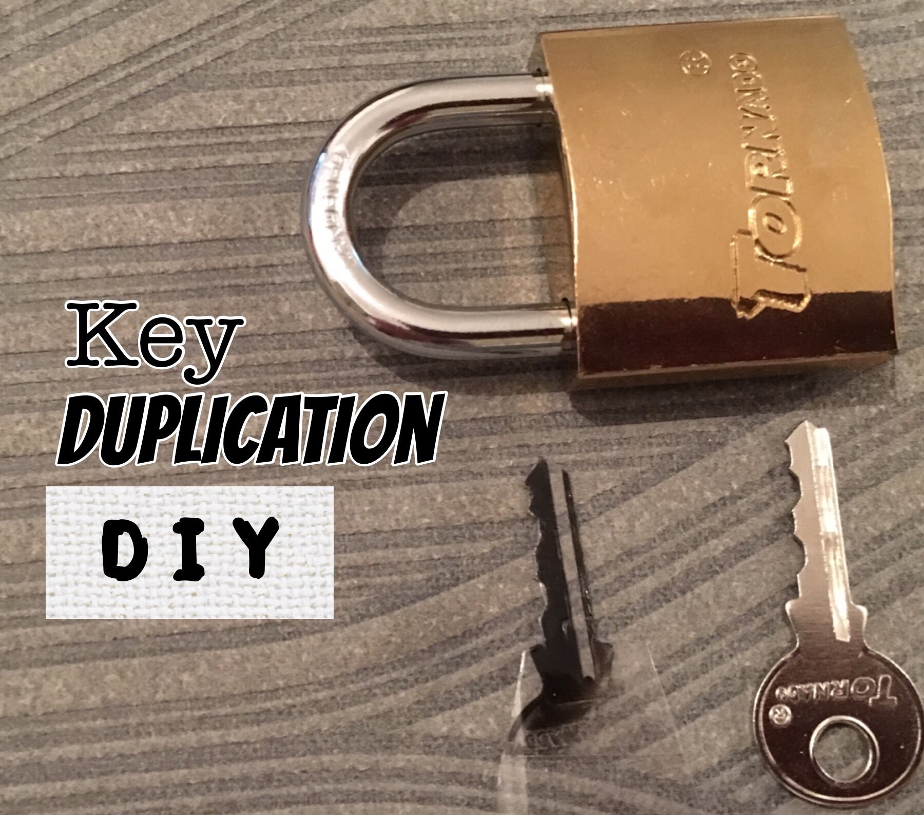 Picture of Key Duplication DIY