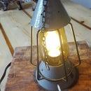 Old Lamp Restoration