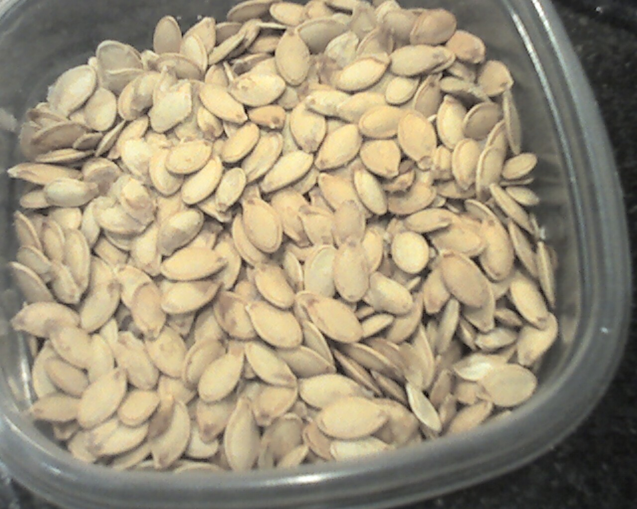 Picture of Roasted Pumpkin Seeds