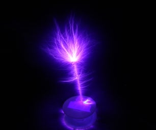 The Lightning Machine: How to Build a Tesla Coil