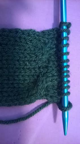 Picture of How to Make the Cables for This Pattern