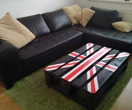 """Union Jack"" palette table"