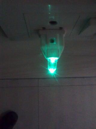 LED on AC Mains: 3 Steps