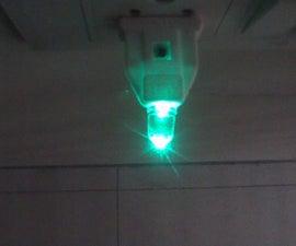 LED on AC Mains