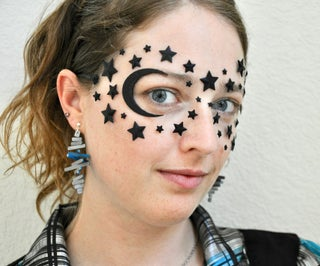 Flexible 3D Print Masks