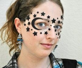 Flexible 3D Print Masks