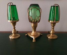 Neovictorian Lamps