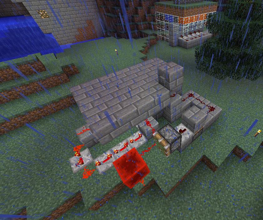 Hidden Minecraft Trapdoor : 5 Steps - Instructables