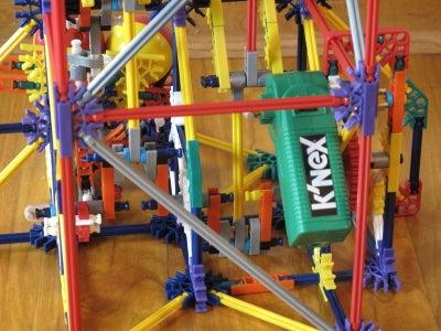 Knex Shifting Arm Lift