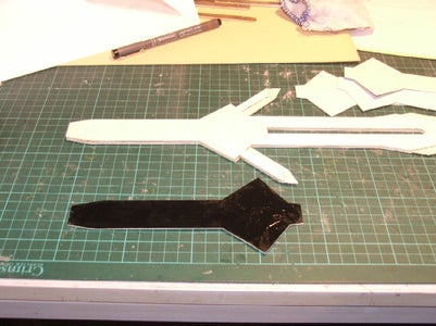 Construction of the Handle