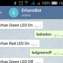Telegram Control Application