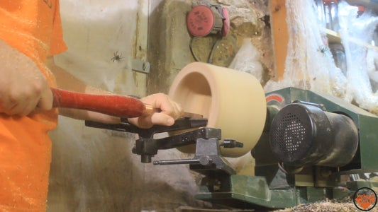 Hollowing & Shaping