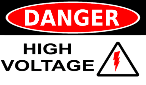 Disclaimers and Dangers!