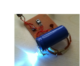 Wireless Power Transfer (Simple and Fast Way)