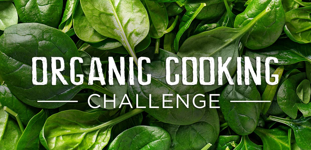 Organic Cooking Challenge