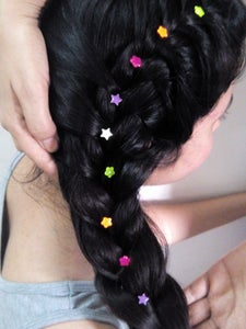 Styling Your Hair(French Plate)