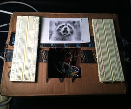 Motion Sensing Digital Camera & Alarm (a.k.a. the Critter Cam)