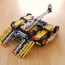 Paradox The Ultimate Lego Battlebot