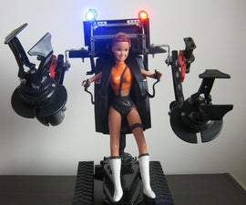 Upgrading an abandoned Barbie into a CYBARBIE!
