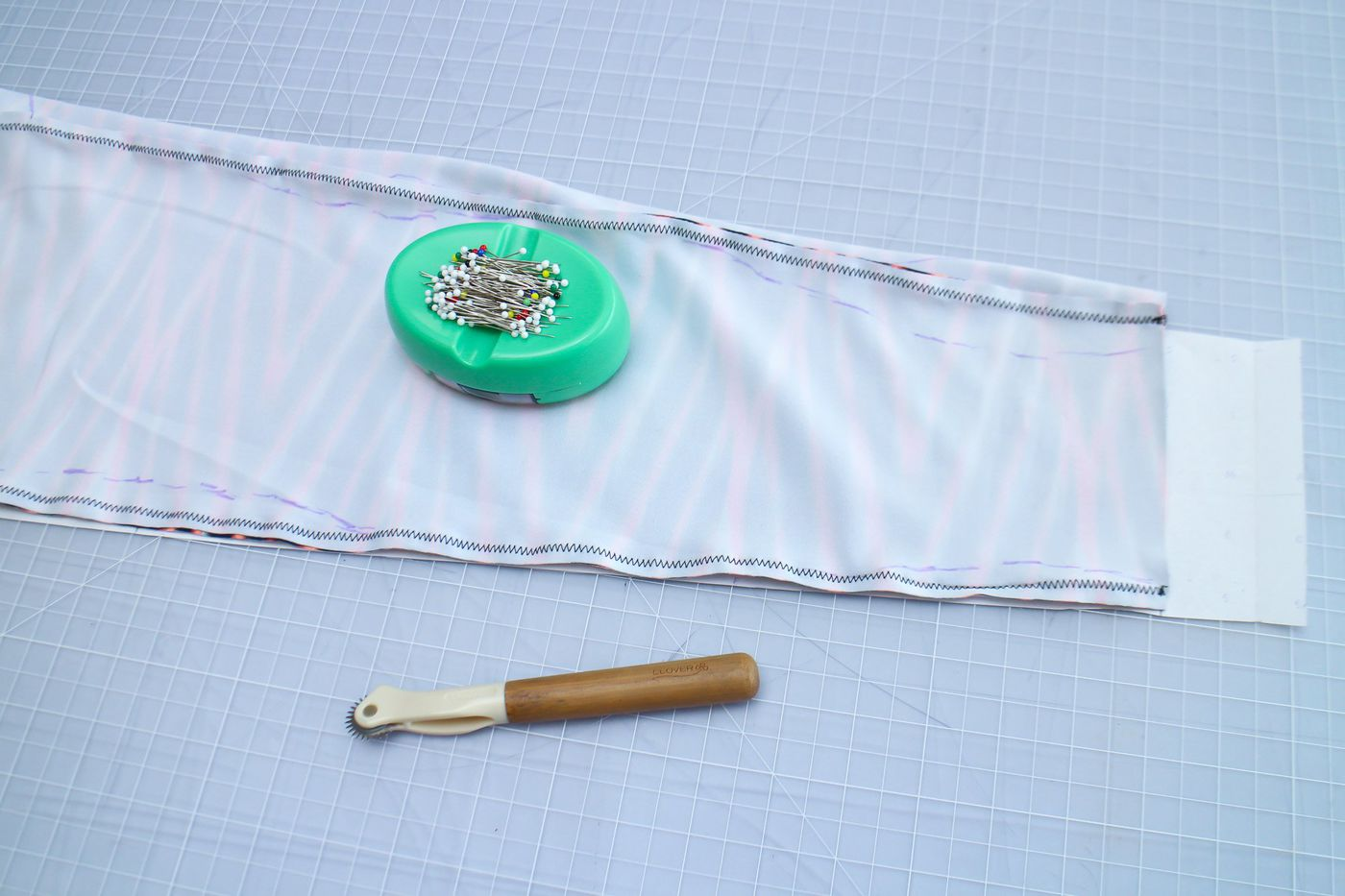 Transferring Fit Adjustments to Your Pattern