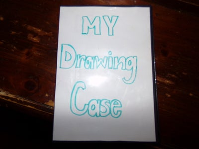 DVD Case Drawing Kit