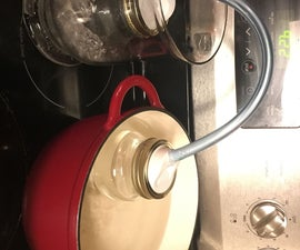 How to Distill Water in the Kitchen