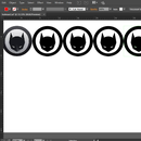 Laser cutting images - on Adobe Illustrator.