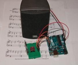 Let's Make Arduino Music